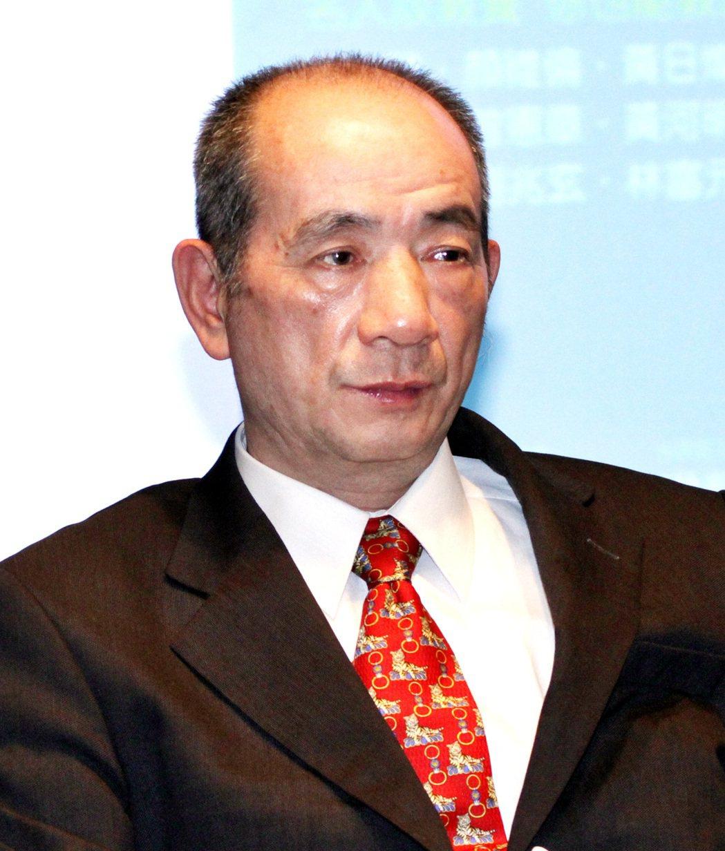 陳維祥接受訪問表示自己確診新冠肺炎但屬於輕症。圖/報系資料照