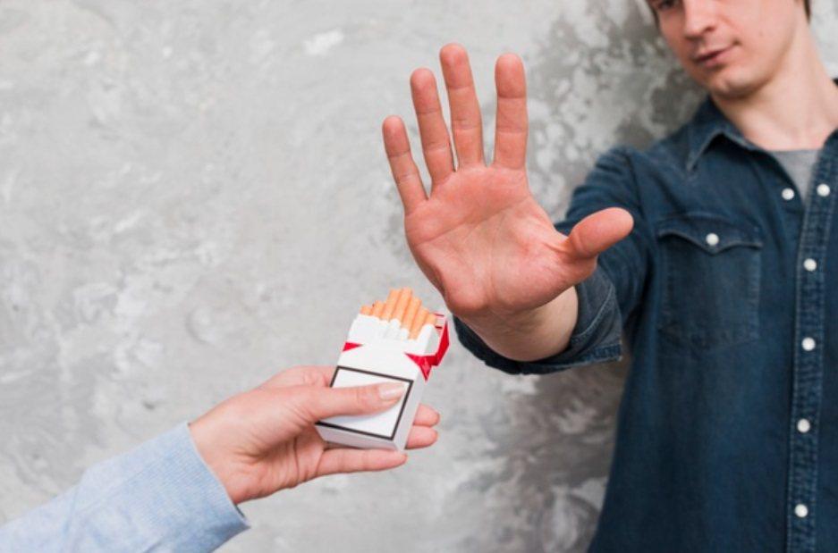 醫學證明,菸草中含有30餘種對人體有害的物質。 圖/freepik