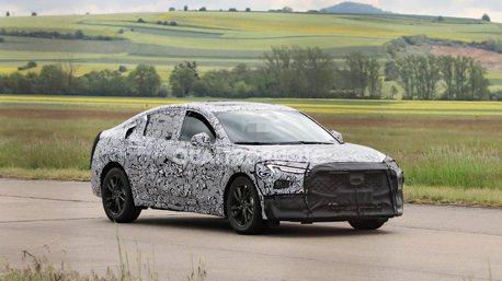 大改款Ford Mondeo/Fusion原型車曝光!說好的跨界車呢?