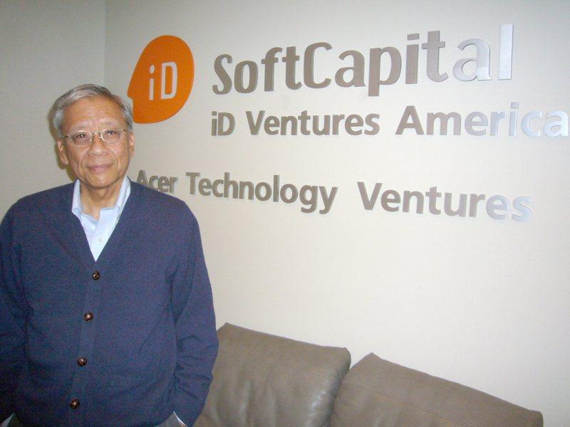 智融美洲公司董事長莊人川。聯合報系資料照