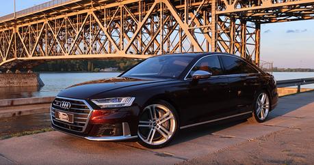 0-100km/h加速只要3秒!有Audi S8在不用害怕超跑了!