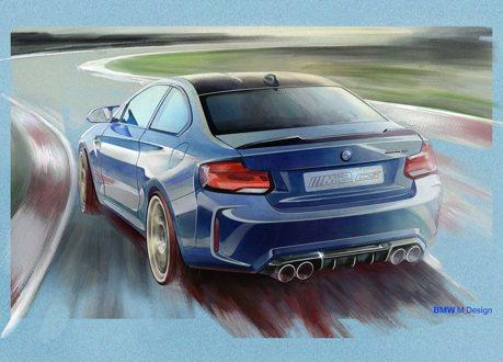 外傳2023 BMW M2馬力將提升80匹!直逼大哥M4?