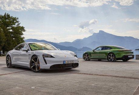 Porsche第三款電動車將挑戰Tesla Model 3與BMW i4!