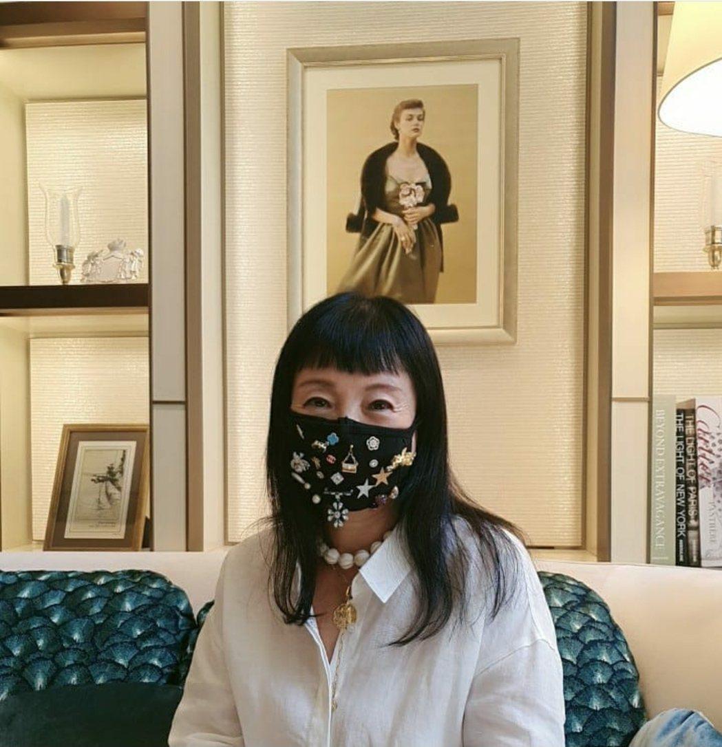 李正宇生活充滿時尚品味。圖/摘自IG