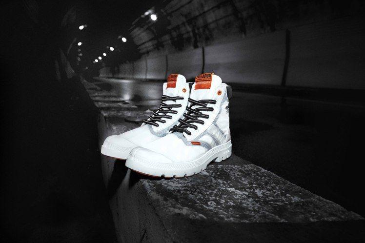 Palladium橘標防水PAMPA LITE+ SC VAPOR WP+系列靴...