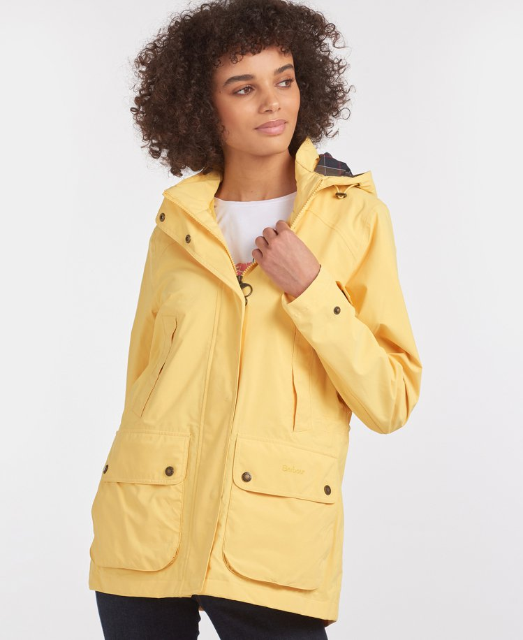 Barbour CLYDE 防水透氣夾克 13,800元。圖/Barbour提供