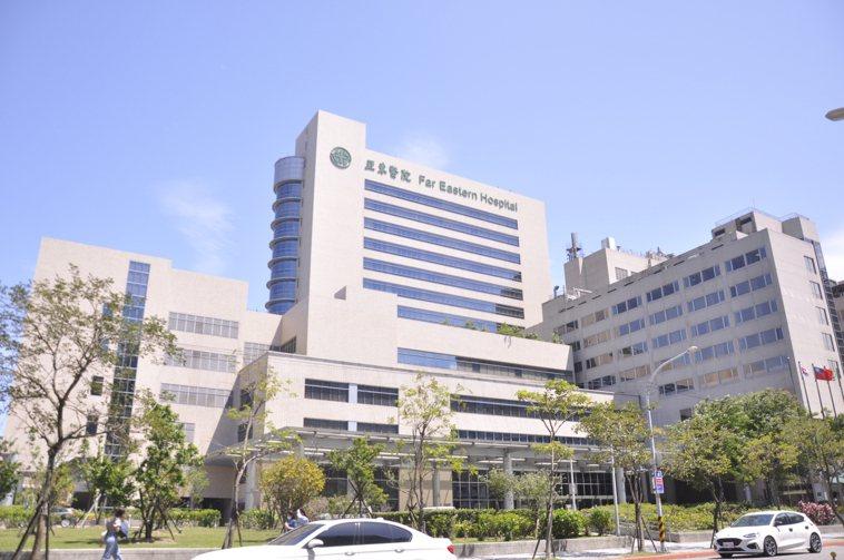 新北市板橋區亞東醫院。本報系資料照