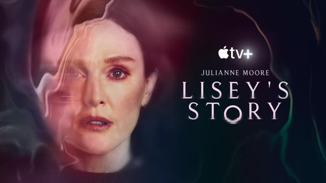 「莉西的人生異旅」由茱莉安摩爾主演。圖/APPLE TV+提供