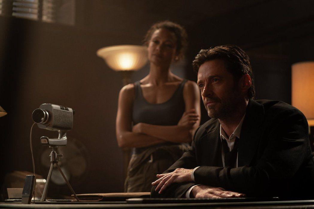 休傑克曼主演新片「追憶人」。圖/華納兄弟提供