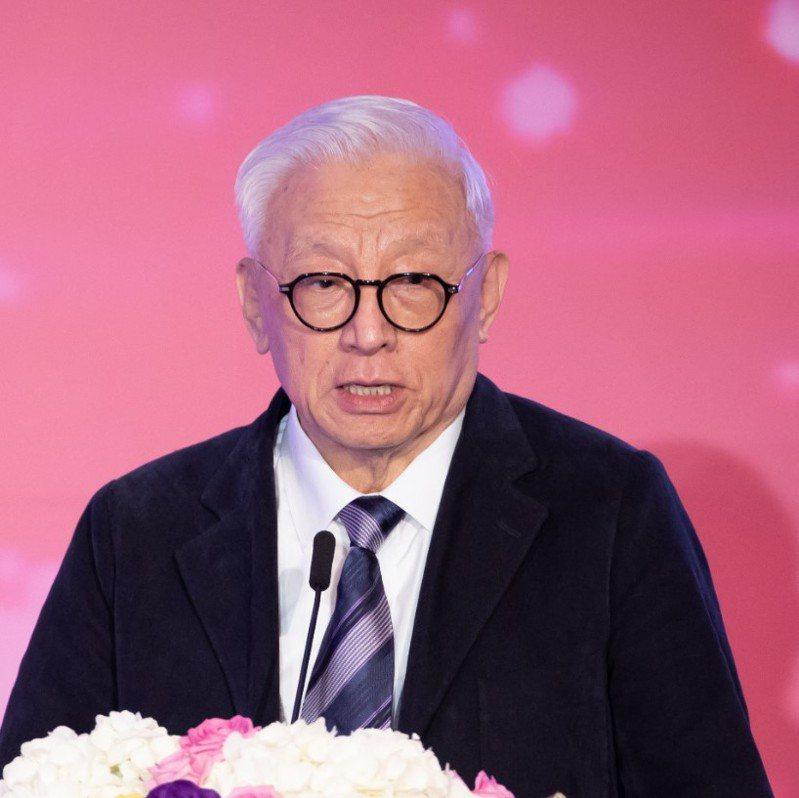 聯電榮譽董事長曹興誠。 聯合報資料照片 記者季相儒/攝影