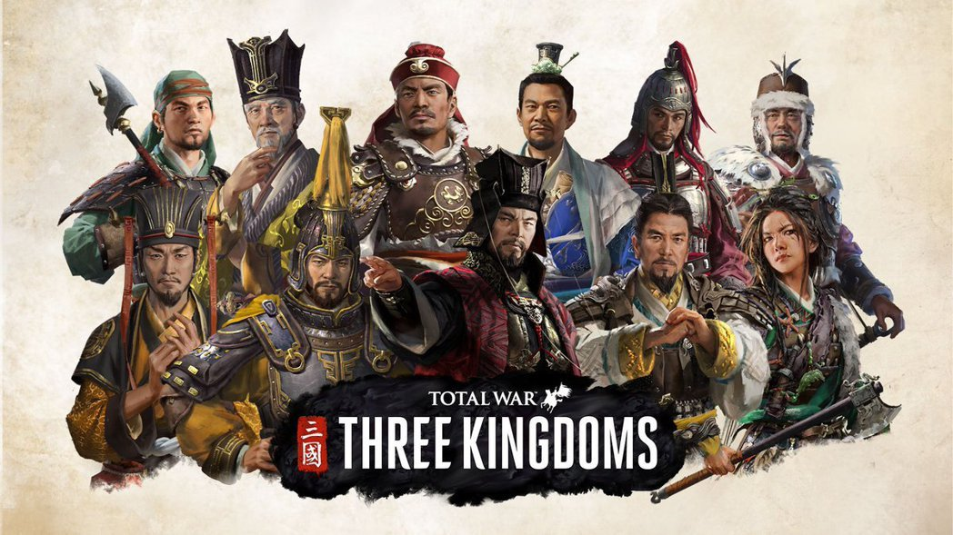 《全軍破敵:三國》原版推出時玩家共有 11 個陣營可玩。
