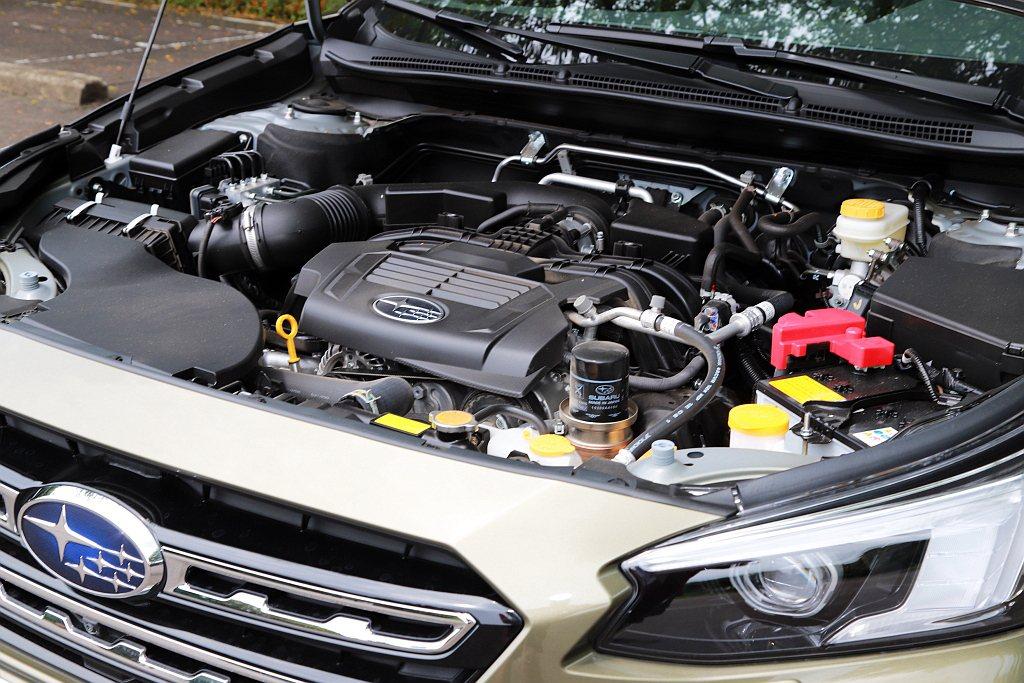 雖然因為法規問題無法導入渦輪動力,但這具重新設計的2.5L缸內直噴引擎其實也不差...
