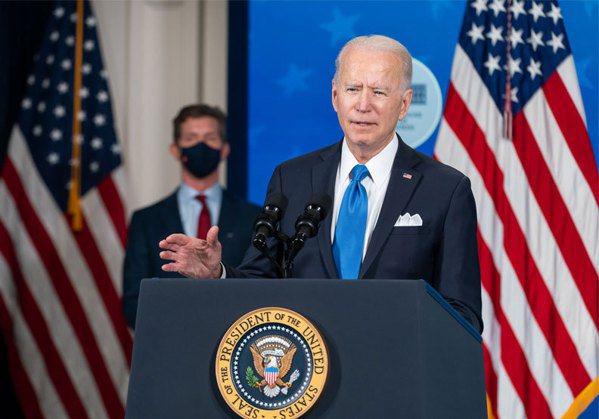 美國總統拜登。 圖/Flickr by The White House