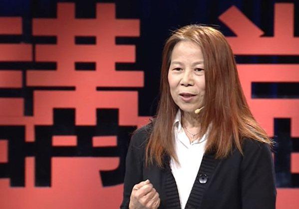中研院生醫所兼任研究員何美鄉。 圖/擷取自youtube