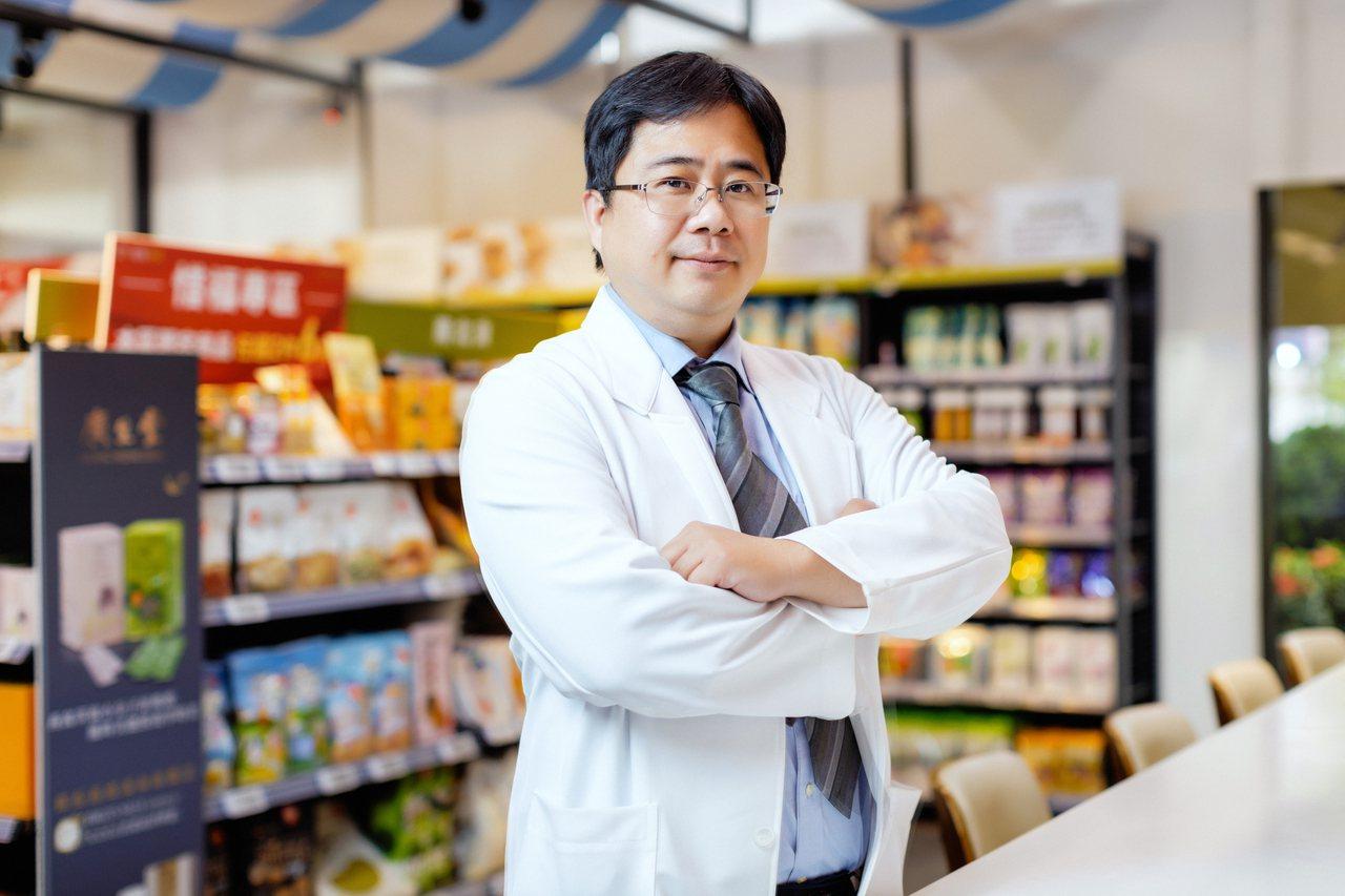 營養師江奕賢公開常見的營養迷思,幫助大家吃得更健康無負擔。記者陳軍杉/攝影