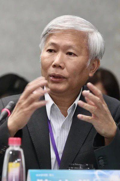 中央研究院院士陳培哲。 本報資料照片