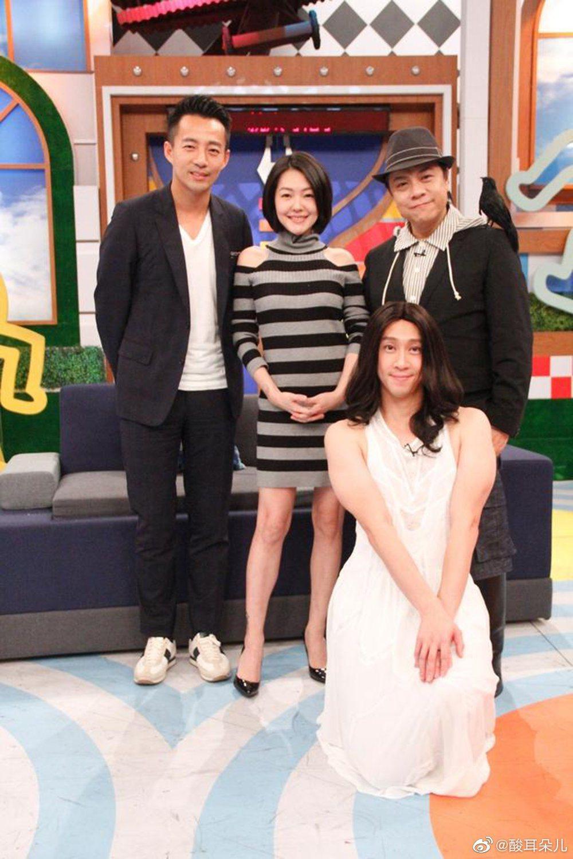 汪小菲2015年上「康熙」受訪。圖/中天提供