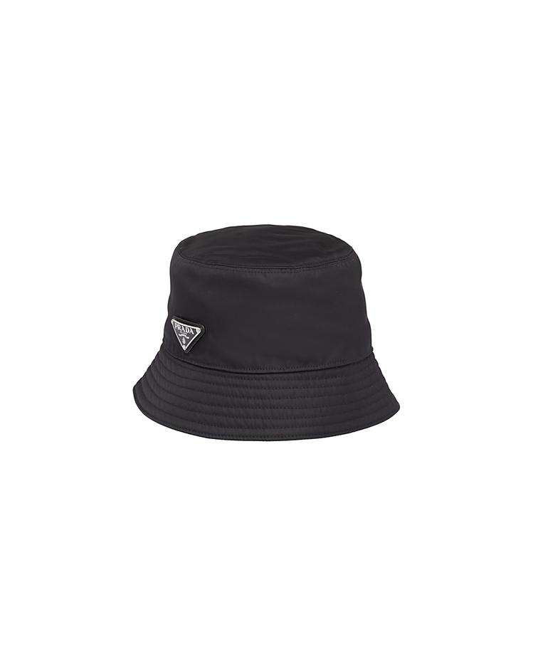 再生尼龍漁夫帽,14,500元。圖/PRADA提供