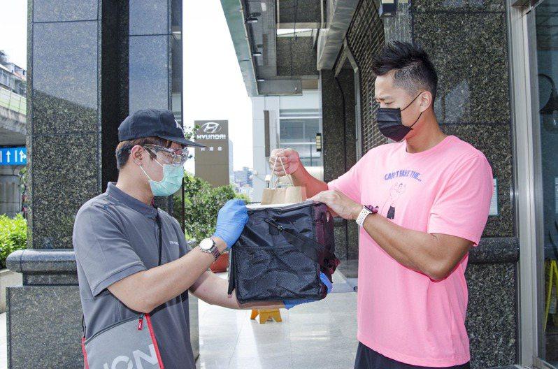 雄獅集團(2731)旗下餐飲品牌「gonna共樂遊」推出健康外帶餐盒。圖/雄獅集團提供