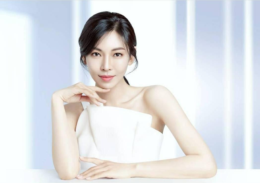 金素妍現在成為廣告界寵兒。圖/摘自IG