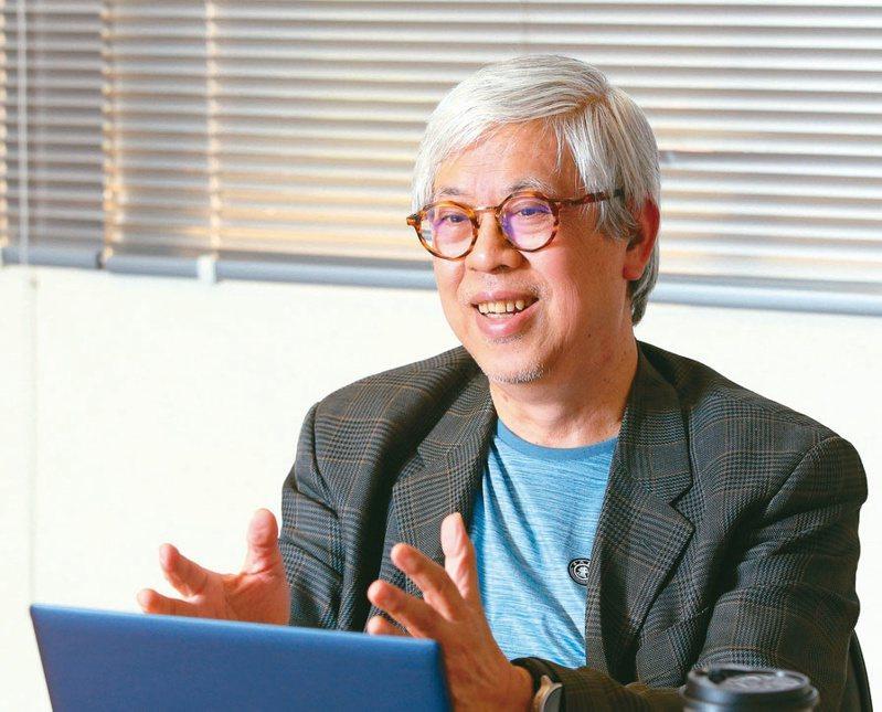 英業達董座卓桐華 (本報系資料庫)