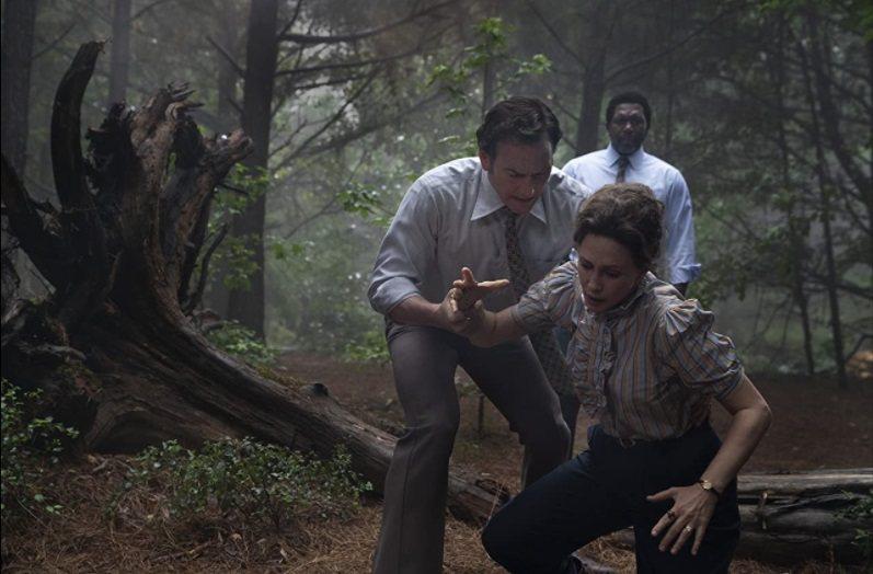 「厲陰宅3:是惡魔逼我的」美國上映首日就拿下票房冠軍。圖/摘自imdb