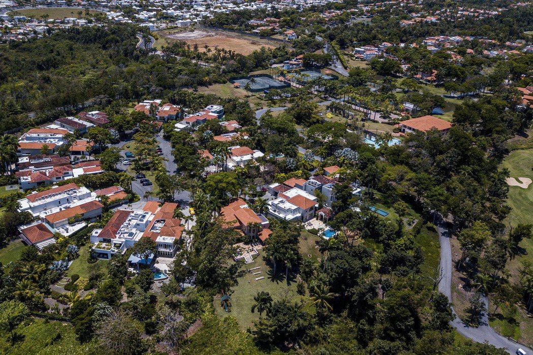 波多黎各成了美國避險基金經理人的「避難所」,用來規避可能會大幅調升的富人稅。(彭...