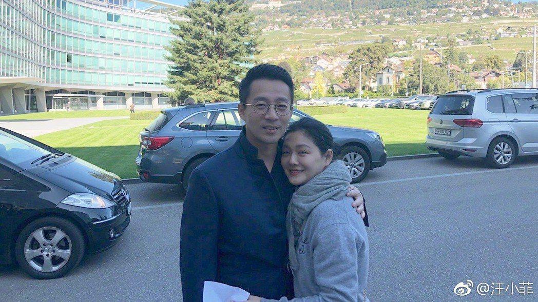 汪小菲與大S結婚,鬧出離婚危機。 圖/擷自汪小菲微博