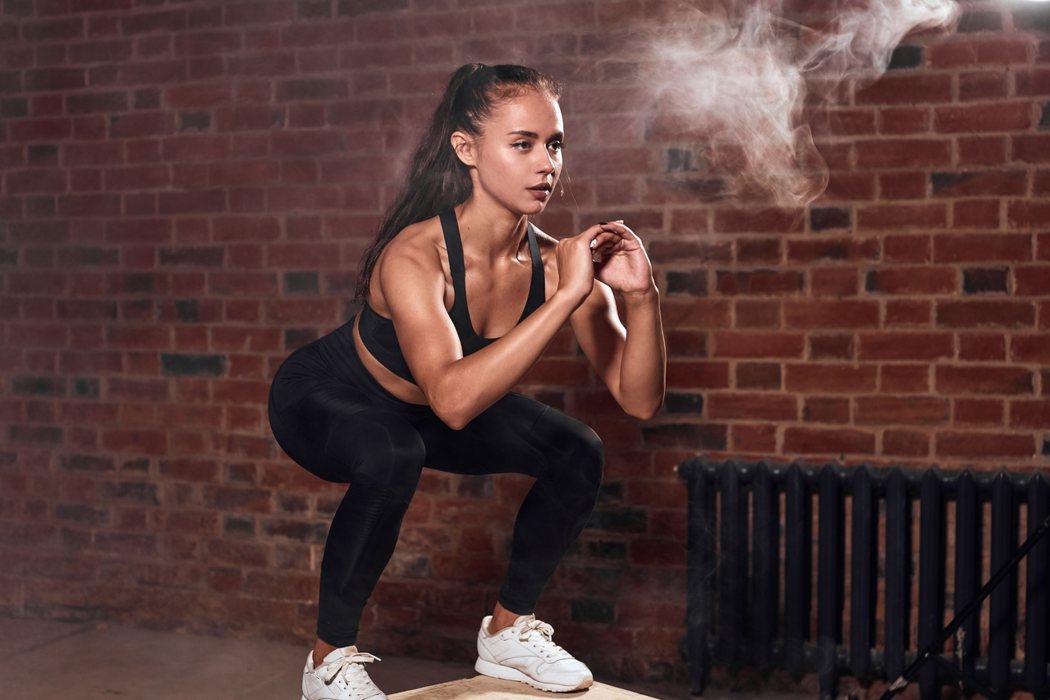 下肢肌力訓練,練出漂亮的肌肉線條。圖/Shutterstock