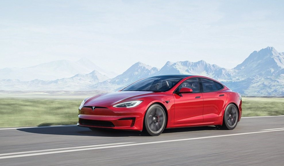 大改款Tesla Model S。 摘自Tesla