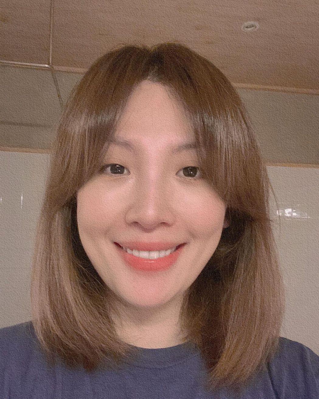 魏如萱。圖/擷自IG