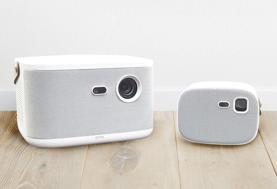 宅家行動大螢幕!OVO 智慧投影機讓學習、工作更護眼。 OVO /提供