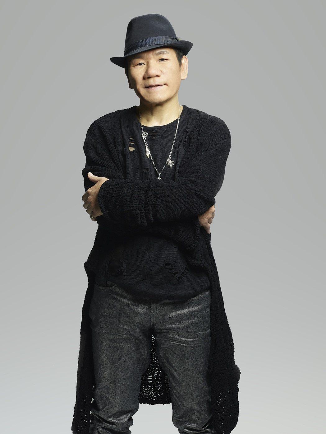 趙傳在7月31日的「人生大夢」演唱會恐受疫情影響延後。圖/旋風音樂提供