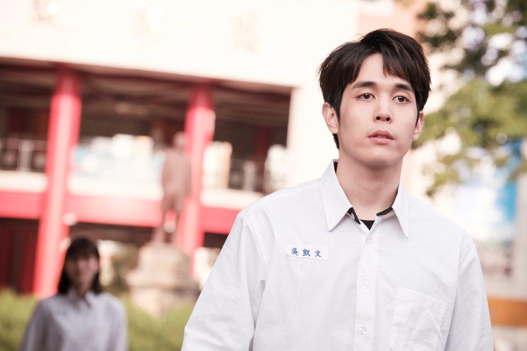 陳彥嘉在「日蝕遊戲」中飾演富家公子。圖/民視提供