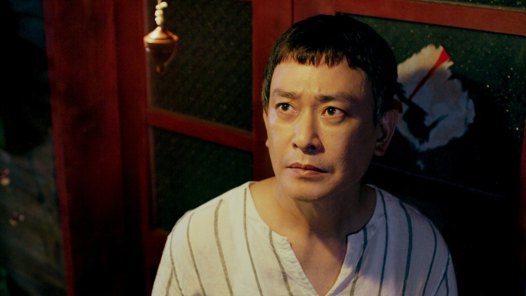 王識賢在「神之鄉」中飾演李玉璽的父親夏天龍。圖/東森、映畫提供
