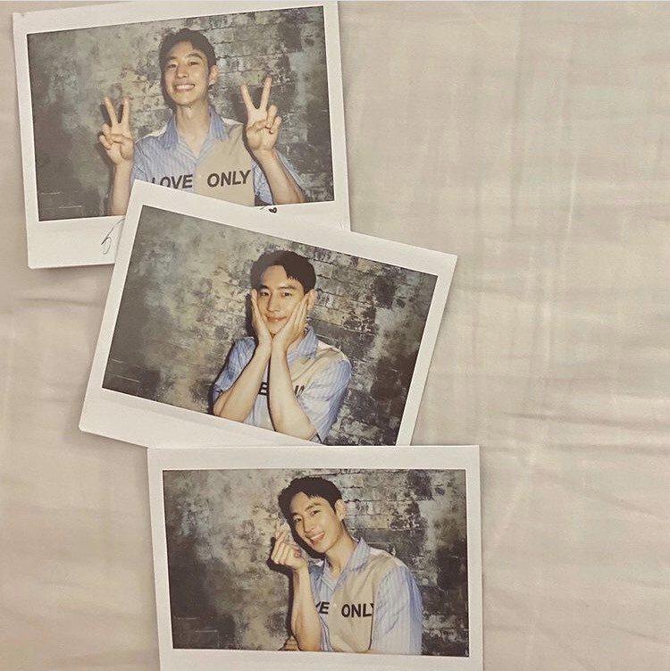 李帝勳穿著襯衫。圖/取自IG @leejehoon_official