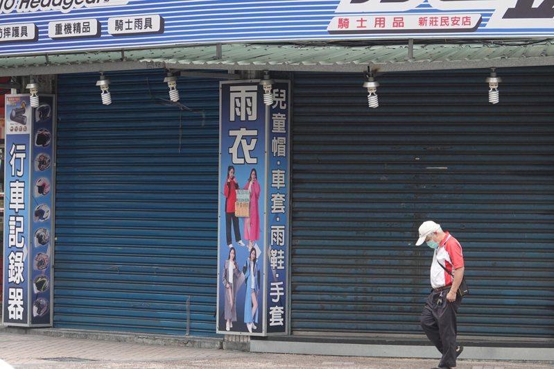 全國三級警戒延後到六月廿八日,許多店家恐持續停業,相關線上紓困申請則從昨日開始。記者葉信菉/攝影
