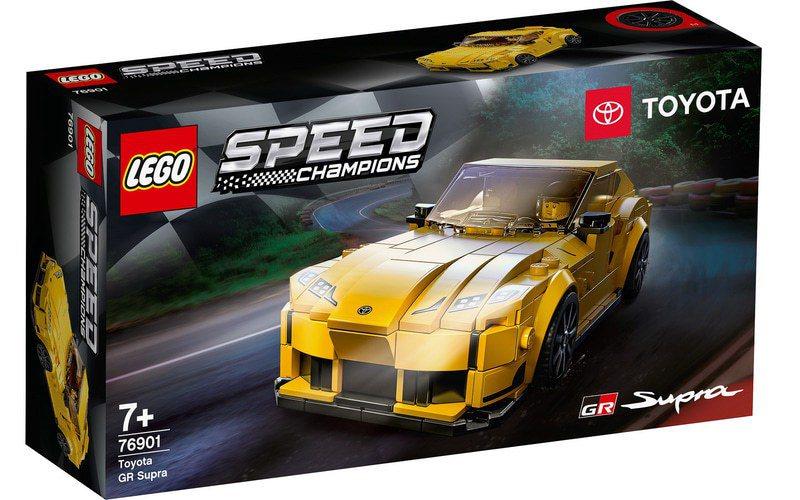 LEGO旗下的極速賽車SPEED CHAMPIONS系列推出全新傳奇跑車TOYO...