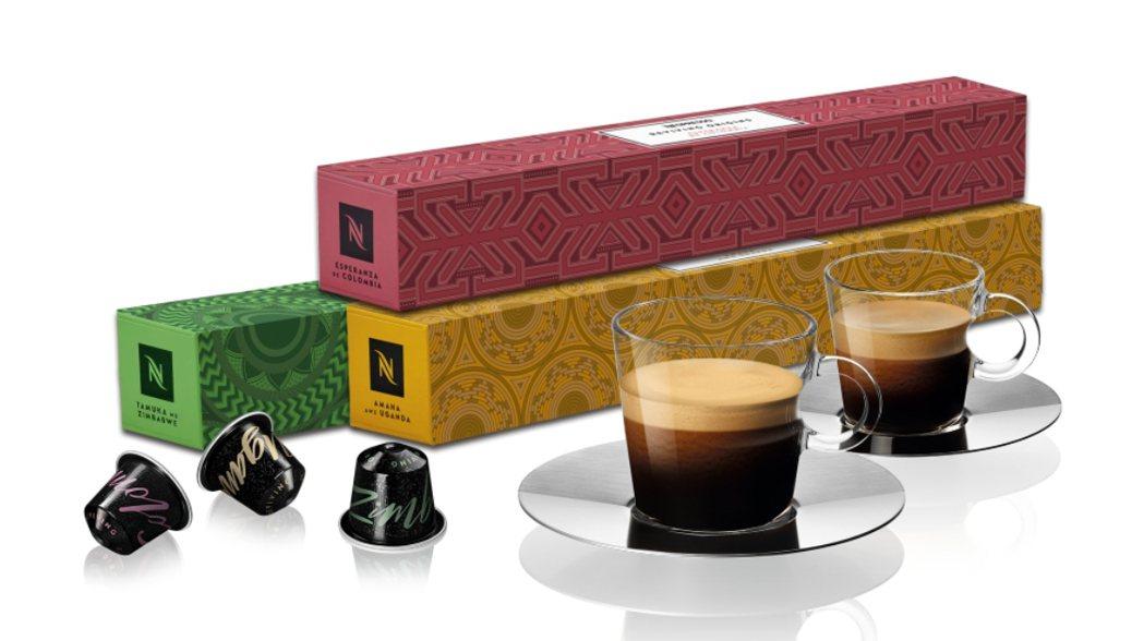 Nespresso三款產地復興之旅咖啡膠囊曾在去年於台灣上市,今年2021年帶來...