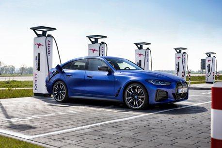 第一款純電M系列誕生 全新BMW i4 M50純電轎跑正式發表!