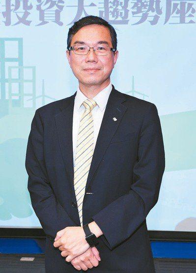 臺北大學金融與合作經營學系教授黃啟瑞 圖/曾學仁 攝影