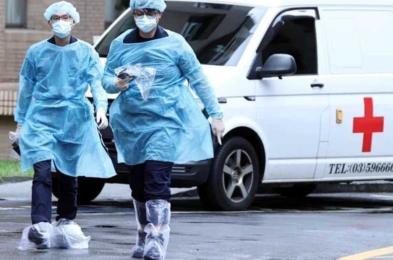 國內疫情嚴峻,醫護人員工作壓力龐大。示意圖/聯合報系資料照
