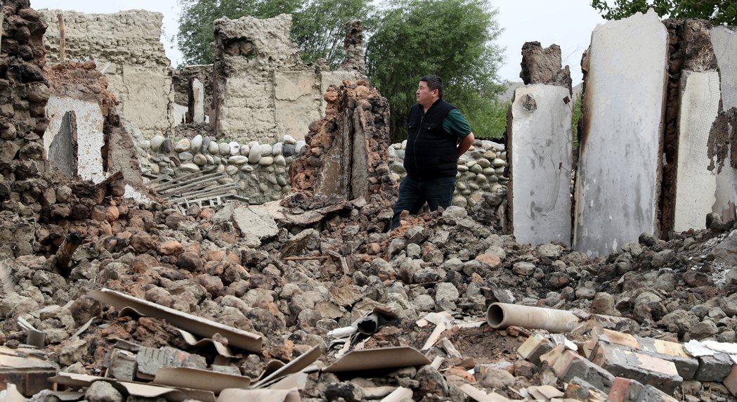 圖/歐新社:對塔吉克當地居民來說,1974的後續分配是一場十足敗仗。