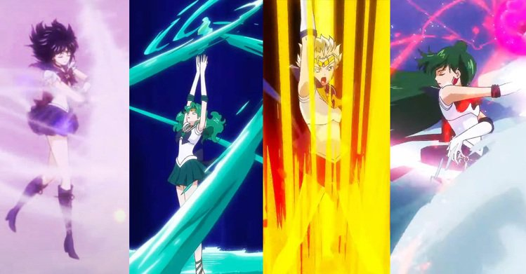 圖/儂儂提供 Source:美少女戰士 Sailor Moon @FB