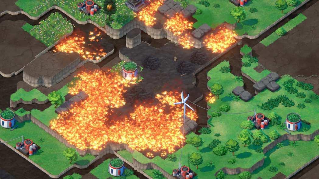 玩家們需在《源起重生》中復甦星球環境。