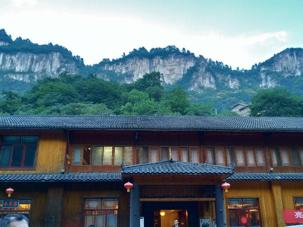 貴州南江風景區