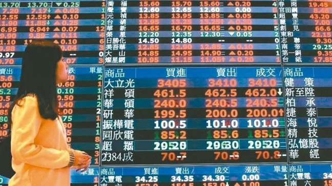 端午節前兩日電子股成交比重回升至5成,資金開始回到5月營收創高的委屈電子股。報系...