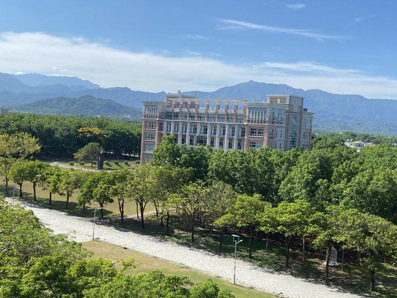 環球科是雲林縣唯一的私立科技大學。圖/沈健華提供