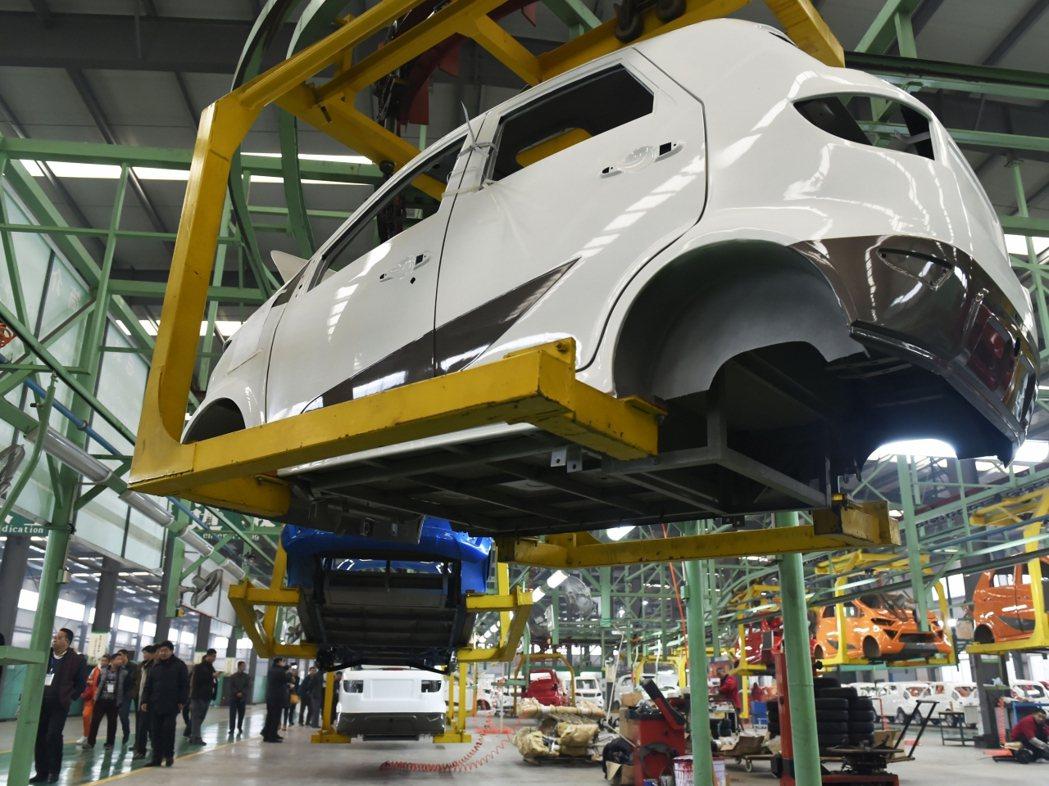 消息稱,在美國建設製造工廠,是成為蘋果電池供應商的條件。新華社資料照片