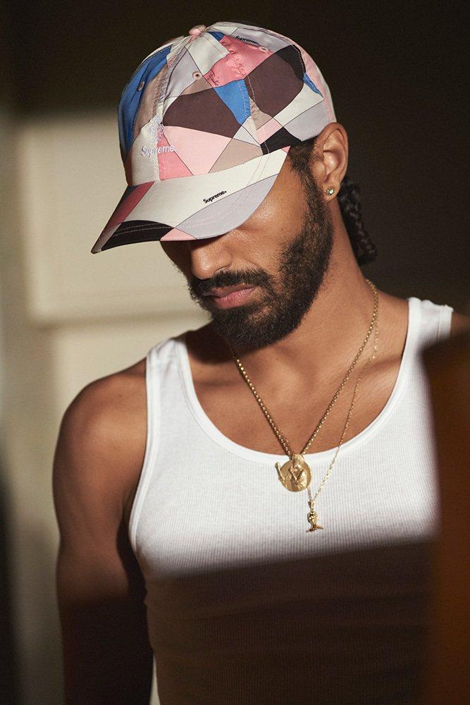 音樂人、滑板好手Sage Elsesser詮釋Supreme與Emilio Pu...